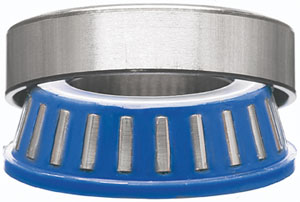 Food-safe SKF solid oil bearings