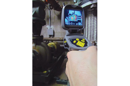 General thermal imaging cameras