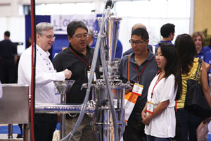 Innovations in food safety, energy efficiency, throughput and performance were evident at IBIE 2013 held in Las Vegas last month.
