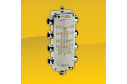 The TURCK stainless steel process junction box