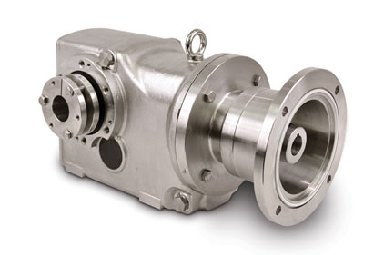 Boston Gear SS2000R right-angle, helical-bevel gear drives