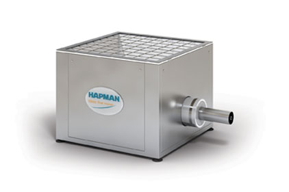 The Hapman PosiPosition feeder for dry bulk ingredients