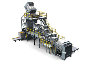 National Bulk Equipment Automated material handling system