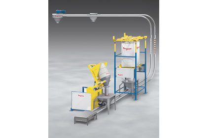 Flexicon Flexi-disc tubular cable conveyors