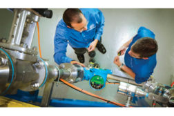 Endress + Hauser offers classses