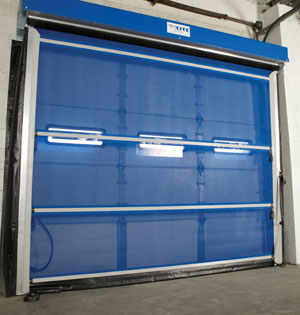 Goff's G2 Lite spring assist door