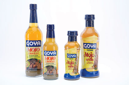 Goya converts from glass to PET