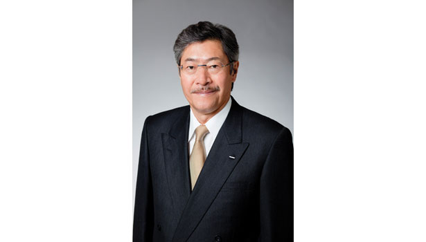 Nobutada Saji, chairman of the board, Suntory Holdings