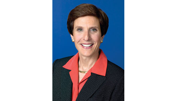 Irene Rosenfeld, chairman and CEO of Mondelez