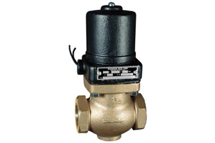 Magnatrol Type A and AR bronze solenoid valves
