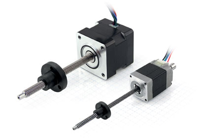 Nanotec Electronic hybrid linear positioning drives