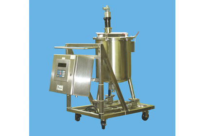 Ross 50-L sanitary mixing vessel