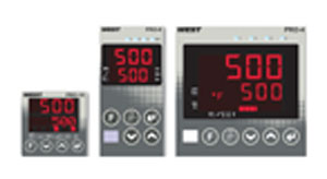West Pro Series temperature controllers