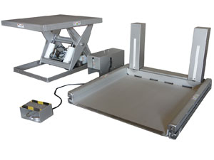 Mepaco EZ4000 product/pallet lift