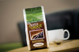 NewPage earned the Institute of Packaging Professionals' 2013 AmeriStar Packaging award for sustainability for its LittleFoot 100 percent compostable line of packaging