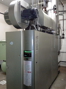 This Miura LX-150 was installed at RFI Ingre