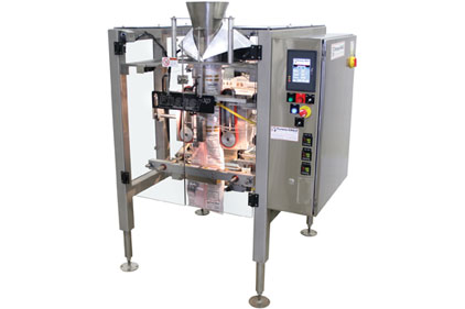 The Parsons-Eagle Phaser XP vertical form/fill/seal machine