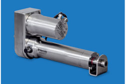 Tolomatic stainless steel ERD25 and ERD30 IP69K electric cylinders