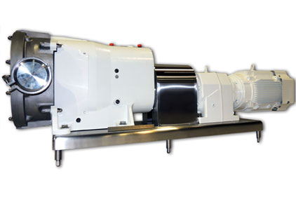 the Alfa Laval SRU positive displacement pump