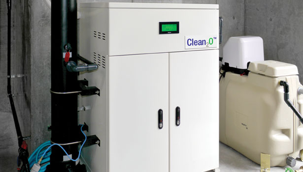 HSP's Clean2O system