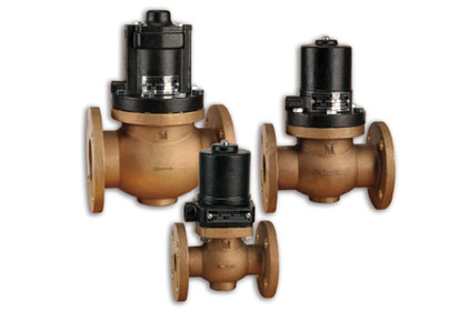 Magnatrol 2-way solenoid valves