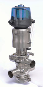 The Top Line TOP-FLO PMO-C mixproof valve