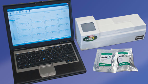 Neogen's ANSR (Amplified Nucleic Single Temperature Reaction) system incorporates advances in DNA detection technology