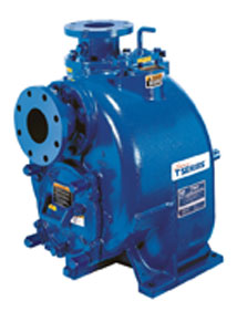 Gorman-Rupp Super T self-priming centrifugal pumps