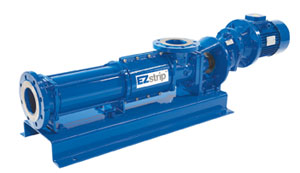 the Moyno EZstrip transfer pump