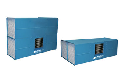 Airflow Systems TH-280 Series industrial air filtration systems