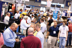 The expo floor will feature more than 350 exhibitors with new products, solutions and innovations.
