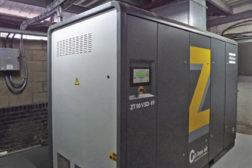 Atlas Copco ZT 90 air compressors