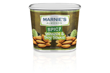 Marnie's almonds
