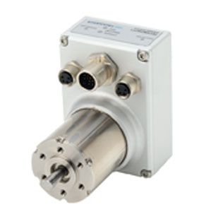 Motor with EtherCAT