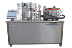 HTST/UHT processor unit