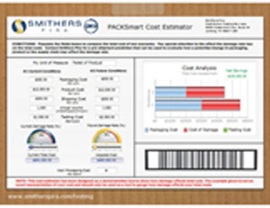 PACKSmart Cost Estimator