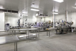 Renovated Food Processing Plant
