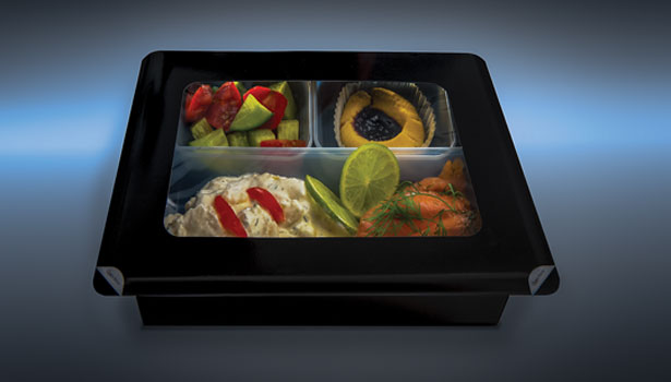 Jet Set Meal Containers
