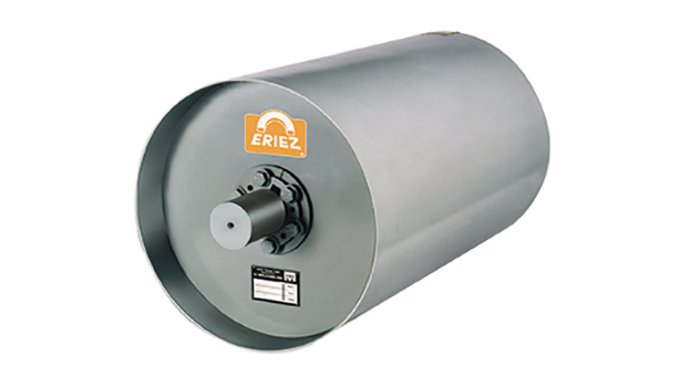 Eriez electric magnetic pulleys