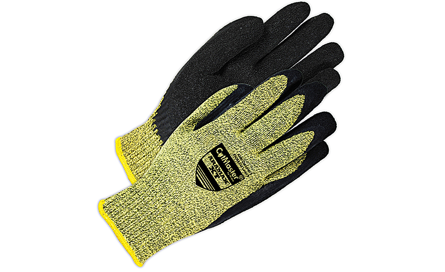 Cut-resistant work glove