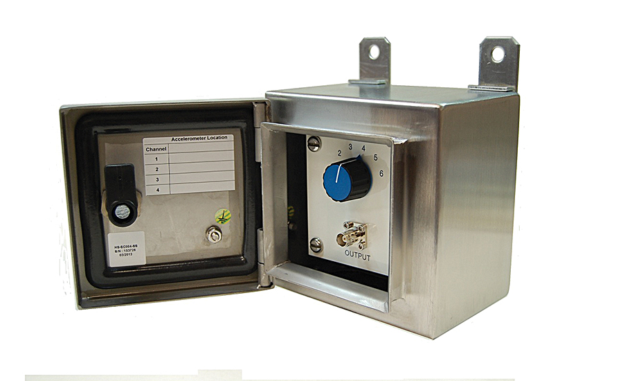 Hansford HS-SC compact stainless steel enclosures