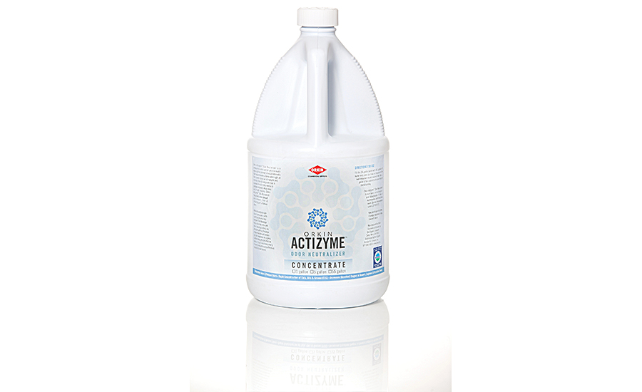 Orkin Actizyme all-natural, nontoxic odor neutralizer