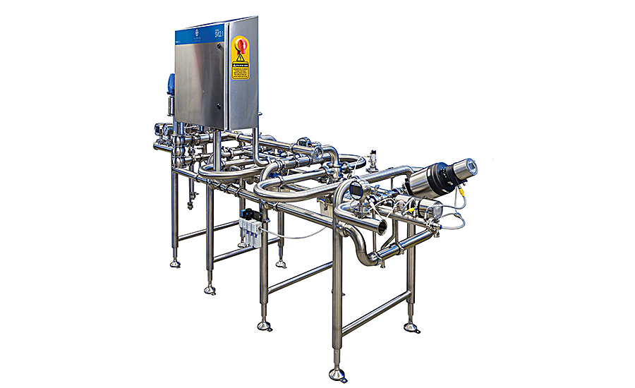 Hydro-Thermal SilverLine processing system