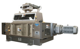 Spice grinding unit