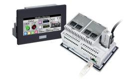 HMI PLC combination