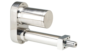 Stainless steel linear actuators