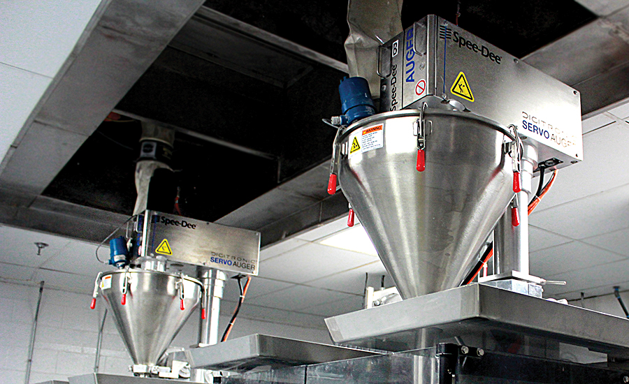Spee- Dee Packaging Machinery