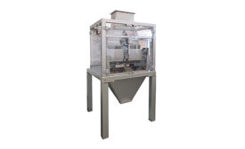 Optima DFe 4-2 filling weigher