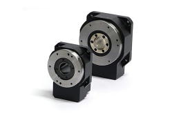 Hollow core rotary actuators