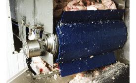 Van der Graaf drum motor
